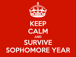 sophomoreslump