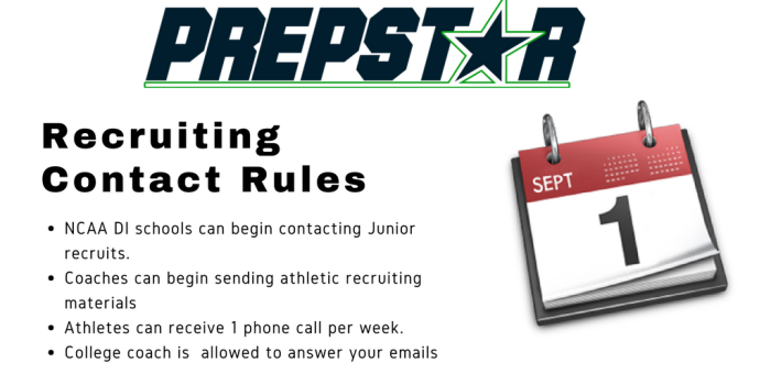 Recruiting Contact Rules